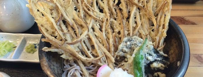 そば処 いしおか is one of 蕎麦屋.