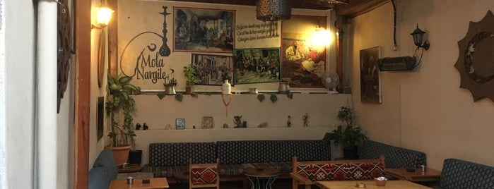 Mola Cafe is one of The best in Eskişehir.