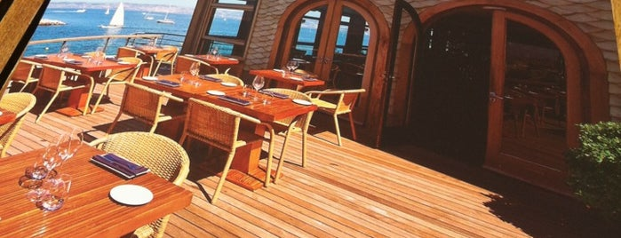 Restaurant Peron is one of Voyages.