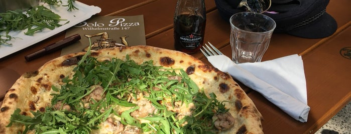 Solo Pizza is one of Berlin Spandau.