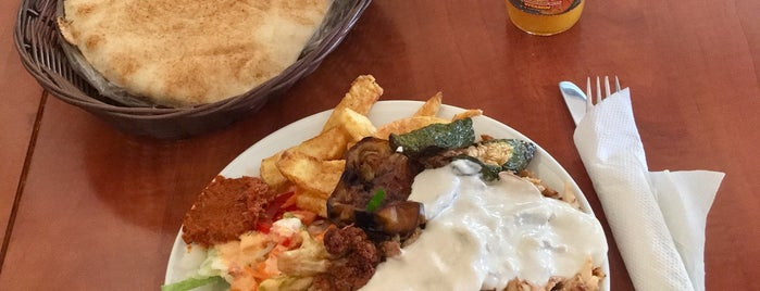 Zaim Falafel - libanesische & vegetarische Spezialitäten is one of Orte, die Selcuk gefallen.