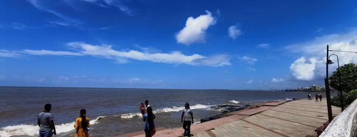 Bandstand Promenade is one of Best Asian Destinations.