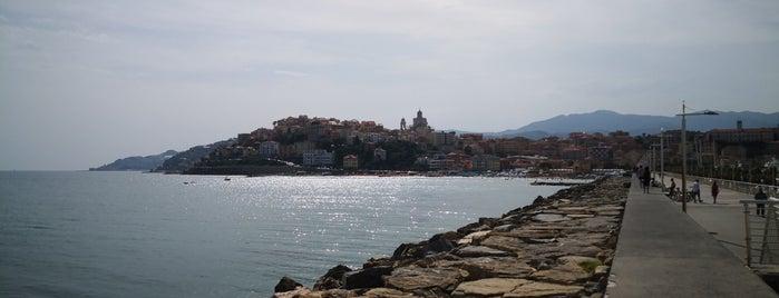 Punta del Molo Lungo is one of Lieux qui ont plu à Zane.