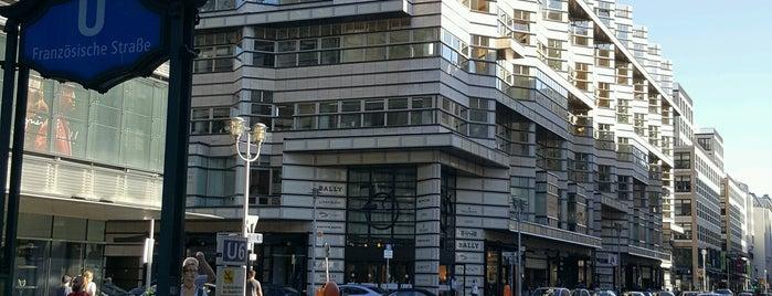 Departmentstore Quartier 206 is one of Shops in Berlin.