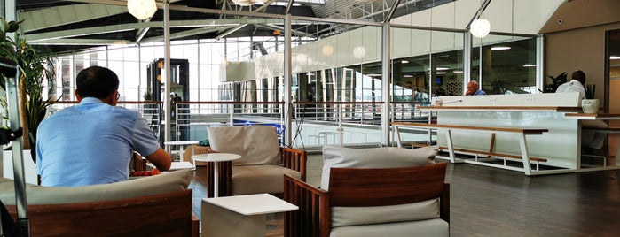 The Canopy Lounge is one of Airport Lounges.
