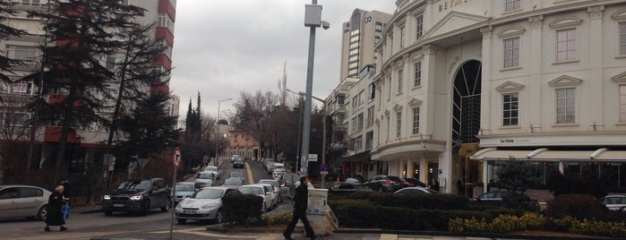 Tahran Caddesi is one of Ankara.