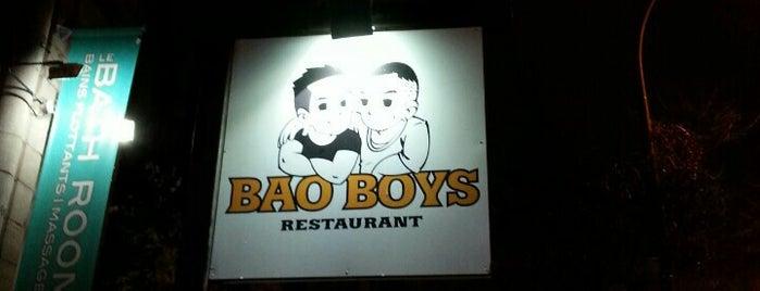 Bao Boys is one of Restos.