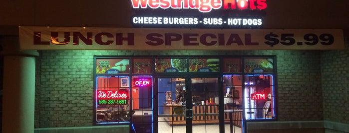 Westridge Hots is one of Tempat yang Disimpan Gökhan.