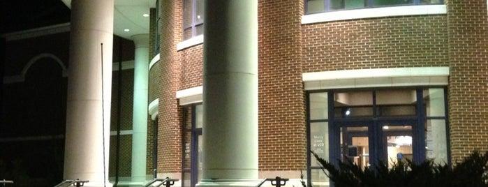 UCO Wellness Center is one of Orte, die Ryan gefallen.