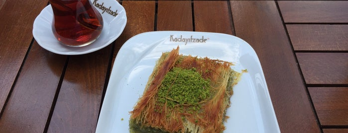 Kadayıfzade is one of Sevketさんのお気に入りスポット.