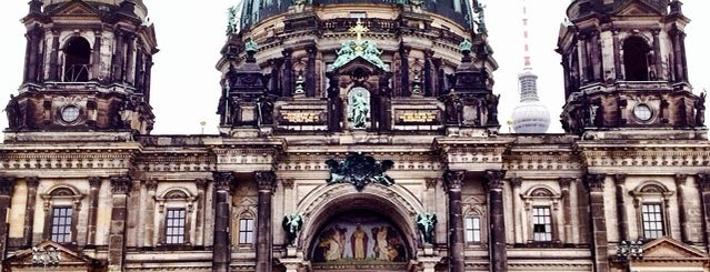 Berlin Katedrali is one of Sevket'in Beğendiği Mekanlar.