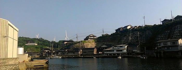 福浦港 is one of Kanazawa vacation.
