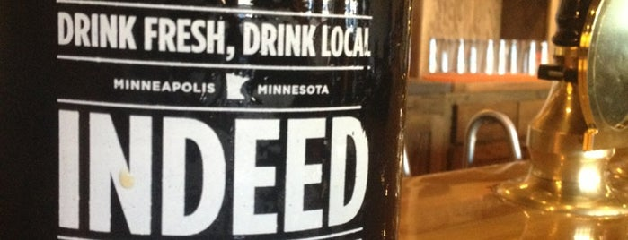Indeed Brewing Company is one of Machismo Day.
