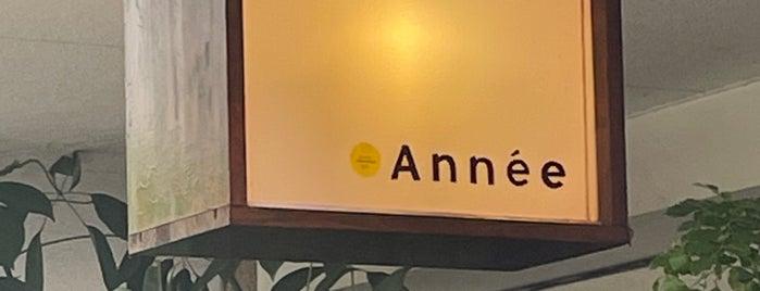 annee is one of Japón.
