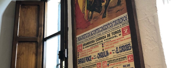 Taperia el Capricho is one of Guía de Cordoba.