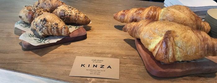 Kinza is one of Donosti- Guipuzcoa.