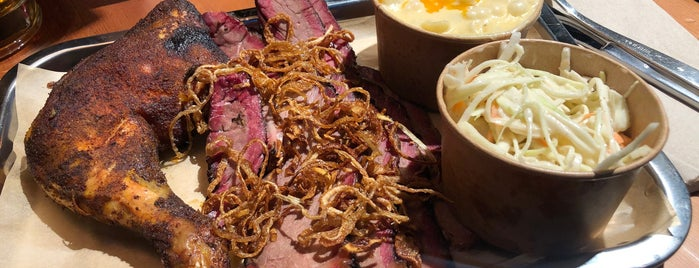 The Ranch Smokehouse is one of Barcelona eats.