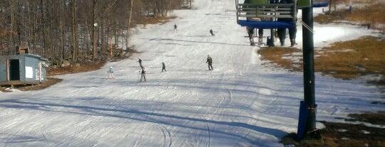 Montage Mountain Resort is one of Ski Resorts ⛷.