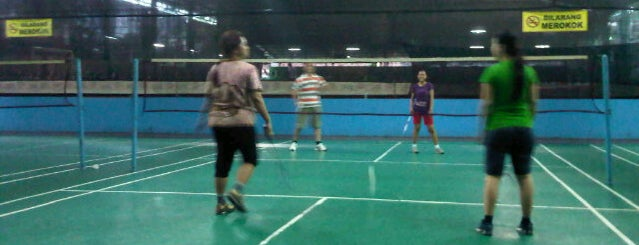 Grand Futsal Kuningan is one of Jakarta.