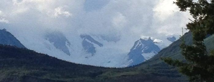 Wrangell-Saint Elias National Park & Preserve is one of National Recreation Areas.