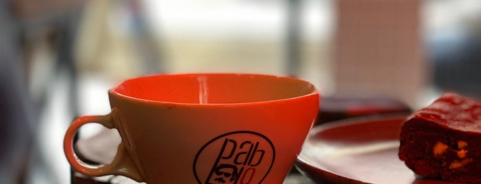 Pablo Artisan Coffee is one of İzmir İzmir.