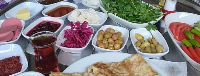 Çakırlar Karakuş Gözleme Evi is one of Antalya yemek.