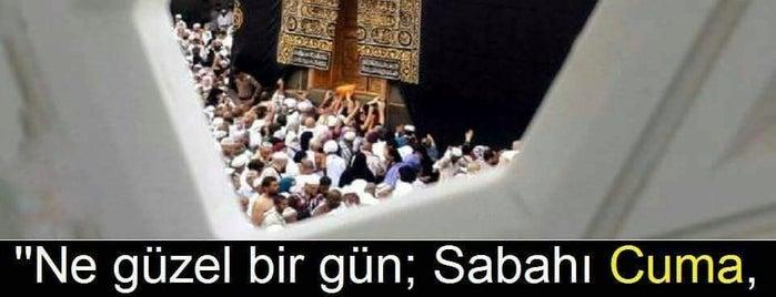 Hacı Mehmet Aktaş Camii is one of MUTLU : понравившиеся места.