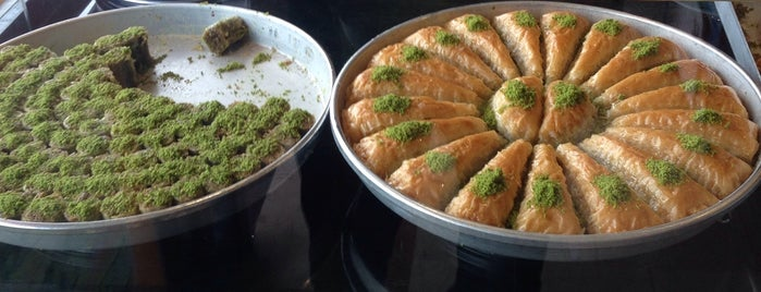 Üstüneller Baklava is one of Ankara 2.