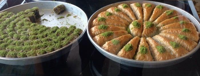 Üstüneller Baklava is one of Glutensiz Ankara🎈.