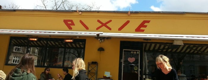 Café Pixie is one of Best of Copenhagen: Food & Drink.