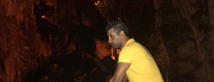 Dim mağarası is one of Antalya genel gezilir.