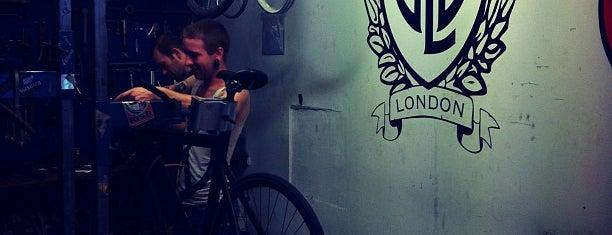 Brick Lane Bikes is one of Bike.