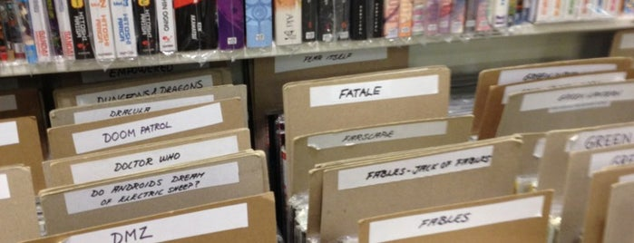 Comics Heaven is one of Stockholm.