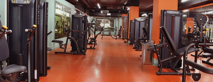 Gimnasio Fitness is one of Lugares guardados de Meral.