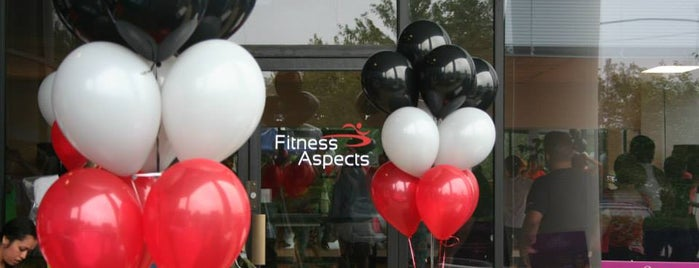 Fitness Aspects is one of Camille : понравившиеся места.