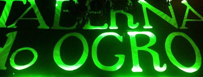 Taberna do Ogro is one of Bares e Empórios em Goiânia.