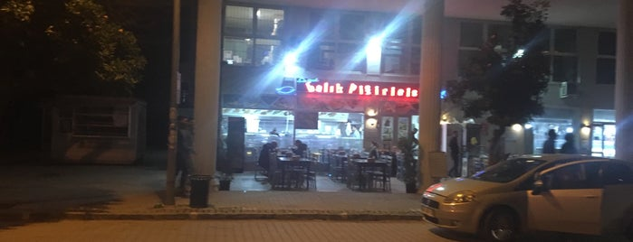 Selçuk Balık Pişiricisi is one of Posti che sono piaciuti a Derin.