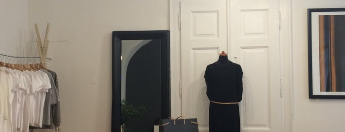100CLASS concept store is one of prague 2017.