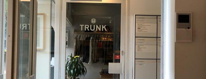Trunk is one of Zurich.