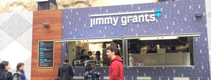 Jimmy Grants Pop Up is one of สถานที่ที่ Syahirah ถูกใจ.