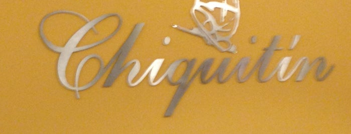 Restaurant Chiquitín is one of สถานที่ที่ Marco ถูกใจ.