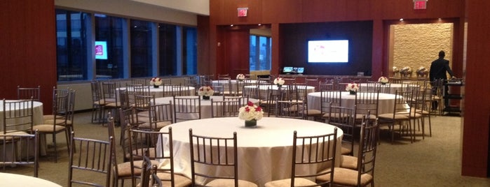 Time Warner Conference Center is one of Ny.
