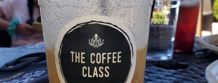 The Coffee Class is one of Whit 님이 저장한 장소.