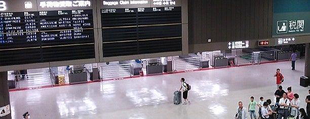 Международный аэропорт Нарита (NRT) is one of Tokyo.