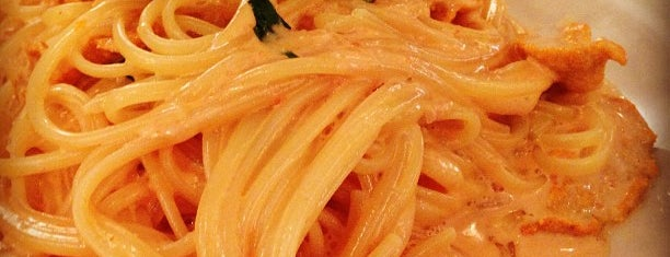 Basta Pasta is one of NYC Favorites/To-Gos.