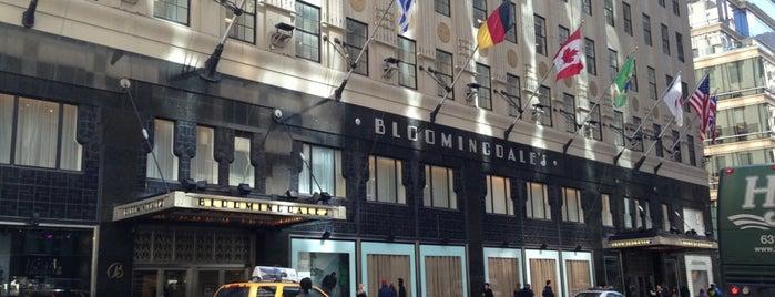 Bloomingdale's is one of Manhattan Favorites.