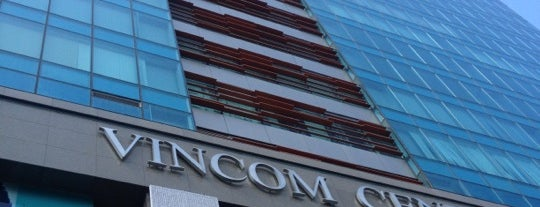 Vincom Center is one of Middle East.