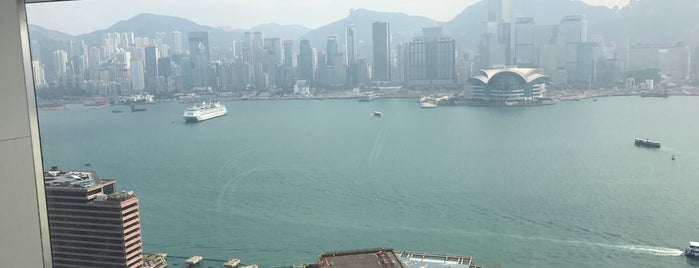The China Clipper is one of Hong Kong.