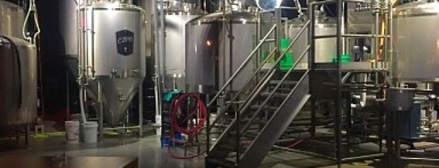 Trophy Brewing Co. & Taproom is one of Raleigh POI.