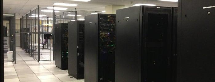Peak 10 Data Center Solutions is one of Tempat yang Disukai Paige.